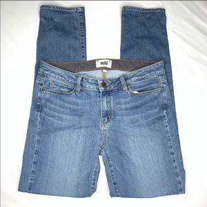 PAIGE Skyline Skinny Jeans Size 31